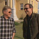 The Eagles Singer-Songwriter Don Henley Visits CBS SUNDAY MORNING Today