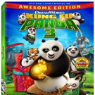 DreamWorks Animation's KUNG FU PANDA 3 Coming to Digital HD,  Blu-ray & DVD