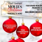 Hallmark Movies & Mysteries Kicks Off the Holiday Season with Christmas Classics Today
