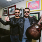 Eric Church Meets Madame Tussauds Nashville Wax Figure Backstage at Sold-out Staples Center Show