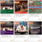 Five Major Orchestras Partner With Google to Launch 'Classical Live' on Google Play