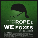 Ryan Scott Oliver's ROPE and WE FOXES to Take Center Stage at Feinstein's/54 Below