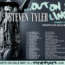 Steven Tyler Announces 'Out On A Limb' North American Solo Tour