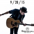 BWW Interview: DREW GASPARINI at Webster Hall on 9/28