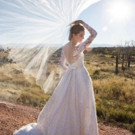 PHOTO: PETER PAN LIVE's Allison Williams Shares Stunning Wedding Shot