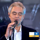 VIDEO: Andrea Bocelli Discusses Newest Album 'Cinema' on GMA