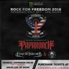 Rockers United Foundation to Host ROCK FOR FREEDOM Benefit Show