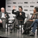 Photo Flash: Tony Kushner, Salman Rushdie and More Talk Fact and Fiction in the Age of Trump at 'PUBLIC FORUM' Photos