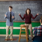 Photo Flash: First Look at Sarah Steele, Austin P. McKenzie on the Big Screen in Stephen Karam's SPEECH AND DEBATE