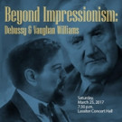 The Michael O'Neal Singers and Georgia Philharmonic Present BEYOND IMPRESSIONISM this Weekend