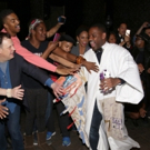 Exclusive Photo Coverage: Inside SHUFFLE ALONG's Gypsy Robe Ceremony!