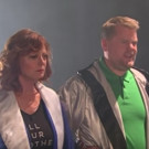 VIDEO: Susan Sarandon & James Corden Face Off in a Ping Pong Showdown!