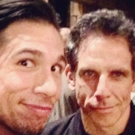 Photo Flash: HAMILTON Cast Poses With Ben Stiller and Queen Latifah Following Performance