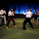 Photo Flash: First Look at LOVE'S LABOR'S LOST at Quintessence Theatre Group