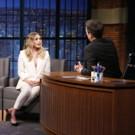 VIDEO: Elizabeth Olsen Recalls Her Unglamorous Off-Broadway Days on LATE NIGHT