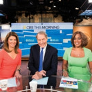 CBS THIS MORNING is Only Network Morning News to Add Viewers Year-to-Year