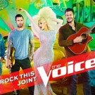 NBC's THE VOICE, BLINDSPOT Sweep 6 of 6 Half Hours in Key Demo