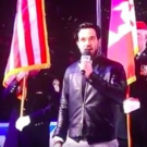 VIDEO: Ramin Karimloo Sings the National Anthem at Hockey Night