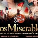 Sing-Along celebra el 30� aniversario de LOS MISERABLES con un pase especial