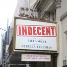 UP ON THE MARQUEE: INDECENT at the Cort Theatre