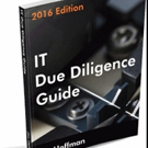 2016 Edition of the IT Due Diligence Guide is Released