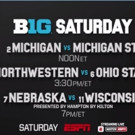 ESPN/ABC Announces Coverage of College Football Week 9