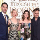 Photo Flash: Anne Hathaway & Attend 'THROUGH THE LOOKING GLASS' Hollywood Premiere