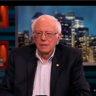 VIDEO: Bernie Sanders Slams Ted Cruz for His 'New York Values' on THE NIGHTLY SHOW