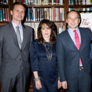Photo Coverage: Jordan Harrison and Zayd Dohrn Receive Horton Foote Awards