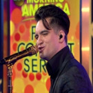 VIDEO: Panic! at the Disco Performs 'Death of a Bachelor' on GMA
