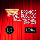 Finalistas de los Premios del P�blico BroadwayWorld Spain 2015