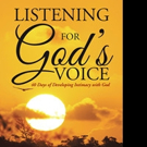 Ruth Pearson Releases LISTENING FOR GOD'S VOICE