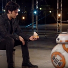 VIDEO: Oscar Isaac & BB-8 Announces STAR WARS: Force for Change Prizes