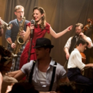 Photo Flash: Laura Osnes & Corey Cott Swing Back to Broadway with BANDSTAND