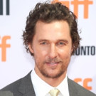 Oscar Winner Matthew McConaughey to Be Honored at Napa Valley Film Festival