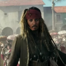 Johnny Depp Dresses as Jack Sparrow to Surprise 'Pirates of the Caribbean' Riders at Disneyland