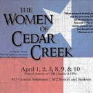 BWW Review: THE WOMEN OF CEDAR CREEK Dismantle with Great Care