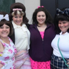 Photo Flash: Hundreds of Tracy Turnblad Hopefuls Attend Open Call for NBC's HAIRSPRAY LIVE