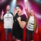 EDINBURGH 2016 - BWW Review: AXIS OF AWESOME: WON'T EVER NOT STOP GIVING UP, Gilded Balloon Teviot, 6 August