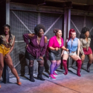 Photo Flash: First Look at THE LIFE at Southwark Playhouse