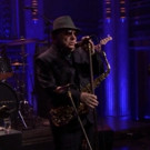 VIDEO: Van Morrison Performs New Song 'Too Late' on TONIGHT SHOW