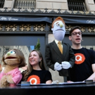 Photo Flash: AVENUE Q, CHICAGO, WAITRESS, and More Perform at Saks Fifth Avenue Spring Fete Celebration for BC/EFA