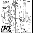 Anti ISIS Coloring Comic Book is Released