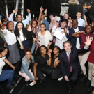 Photo Coverage: #EduHam Takes Over at HAMILTON with Gilder Lehman Institute's American History Education Matinee