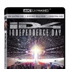 INDEPENDENCE DAY - 20th ANNIVERSARY EDITION Arrives on 4K Ultra HD, 6/7