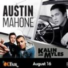 Austin Mahone to Close Out 2015 Toyota Summer Concert Series at Pacific Amphitheatre