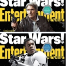 Entertainment Weekly Reveals STAR WARS: THE FORCE AWAKENS Cover Photos!
