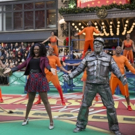Photo Flash: Cast of NBC's THE WIZ LIVE! Performs at Macy's Thanksgiving Day Parade