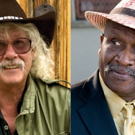 Musical Legends Arlo Guthrie & Taj Mahal to Hit NJPAC This March