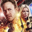 Cameos & Official Poster Art Revealed for SHARKNADO: THE 4TH AWAKENS